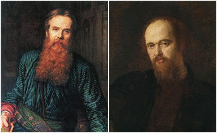 Х. Хант и Д.Г. Россетти