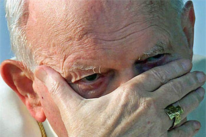 Со смертью папы римского заканчивалась и история кольца рыбака