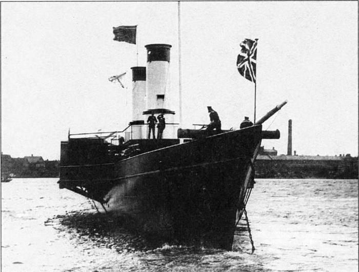 Яхта «Александрия»