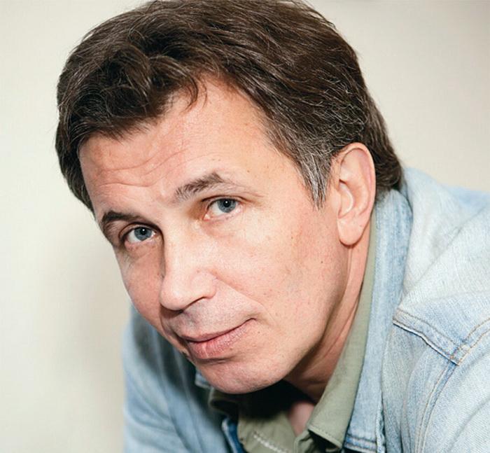 Олег Кузовков, автор идеи и создатель сериала