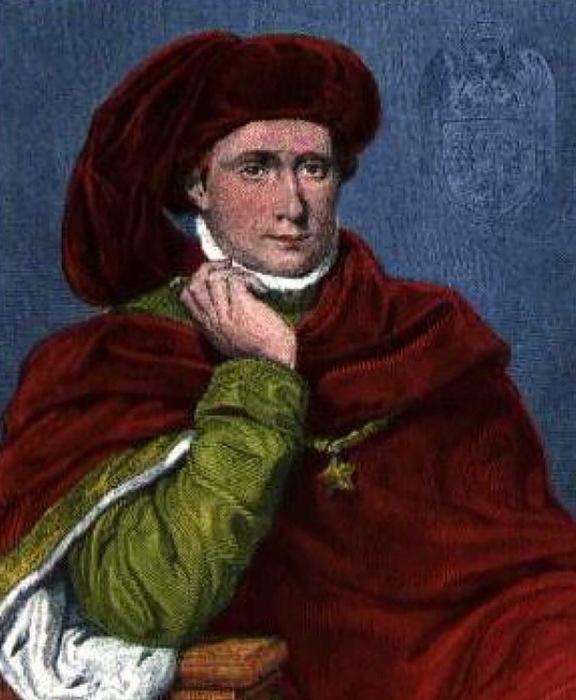 Неизвестный художник. Портрет Карла VI