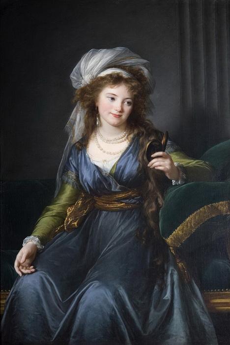 Екатерина Энгельгардт, еще одна племянница из гарема Потемкина