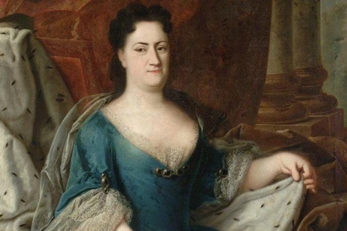 Любовница Георга - Мелюзина фон дер Шуленбург