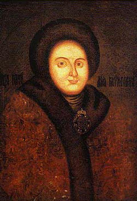 Вернувшись, Петр отправил жену в монастырь