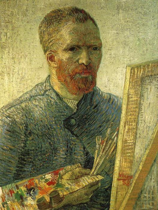 Ван Гог подписывал картины своим именем - Винсент