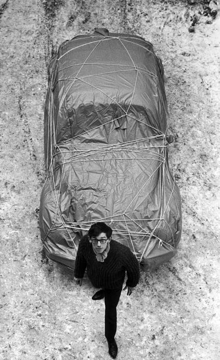 «Обернутый автомобиль» 1963 г.