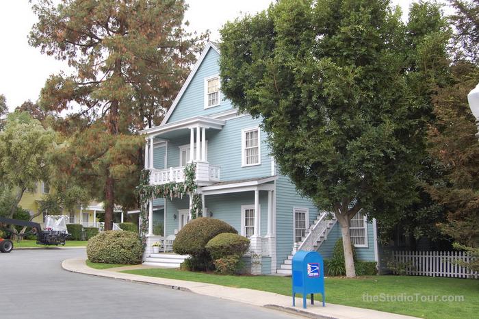 «Дом Келлера», где, по сюжету, жила Карен Макласки