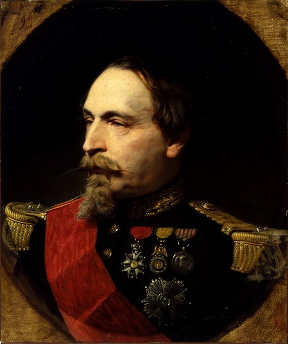 А. Ивон. Наполеон III