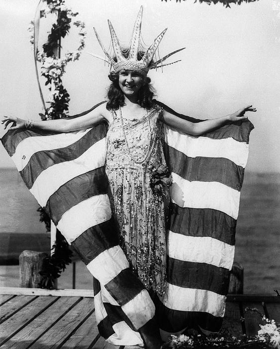 Маргарет Горман - Мисс Америка - 1921