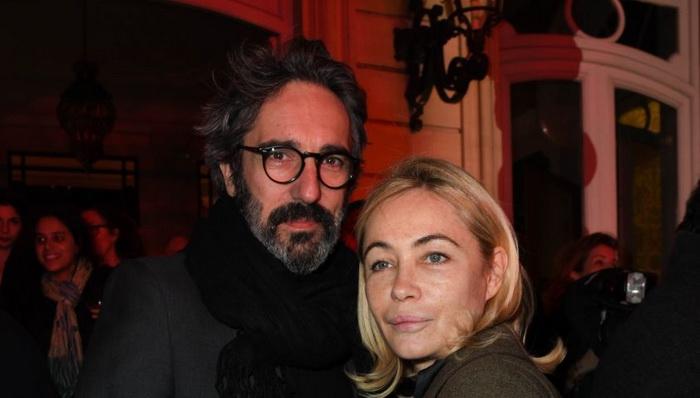 С нынешним мужем - Фредериком Шодье