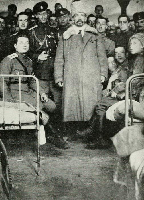 Генерал Корнилов в Новочеркасске