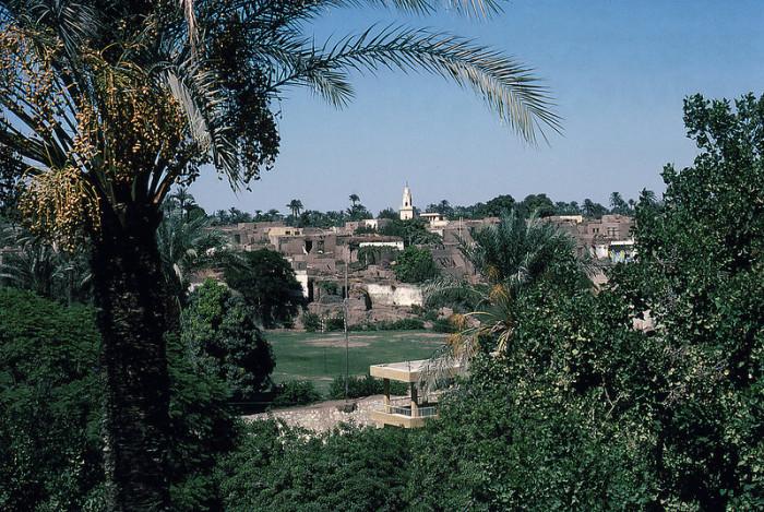 Эль-Файюм - оазис в пустыне