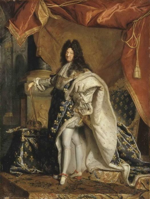 Г. Риго. Людовик XIV