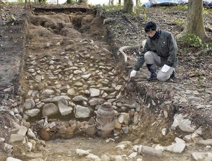 Кофуны - очень ценный источник информации для историков и археологов