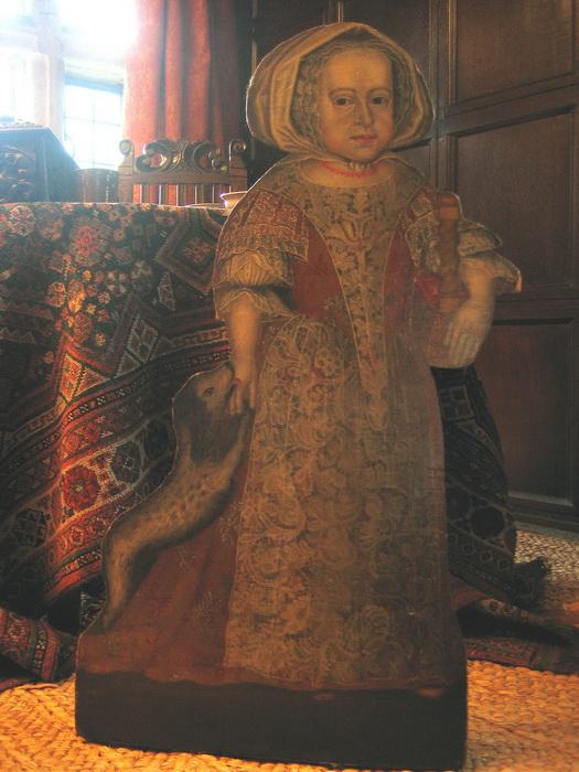 Фигура-обманка XVII в.