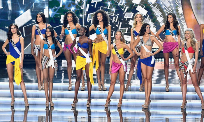 Конкурс купальников или конкурс бикини