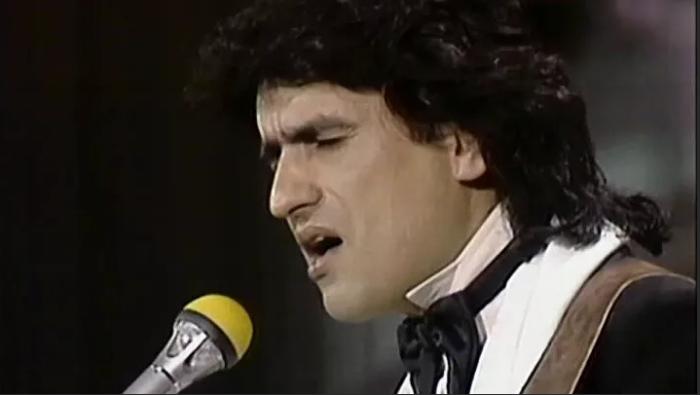 Тото Кутуньо в 1983 году