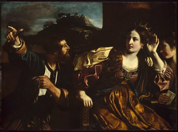 Семирамида была персонажем ассирийской мифологии и наделялась качествами исключительного правителя