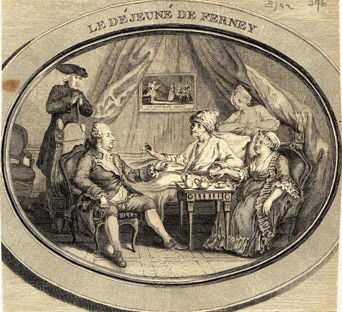 Д. Денон «Завтрак в Ферне»