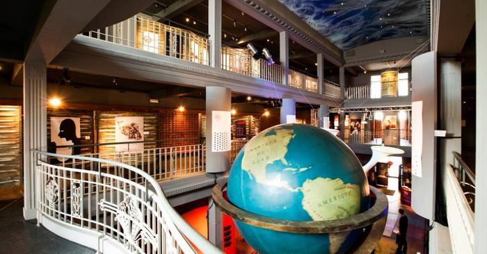 Музей Mundaneum