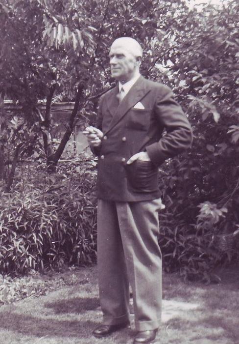 Алек в конце 50-х