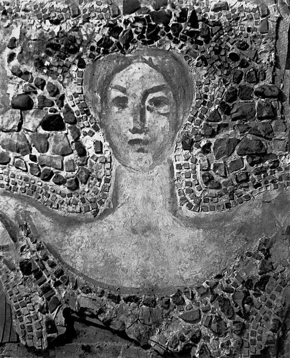 Борис Чернышев. Фреска с мозаикой