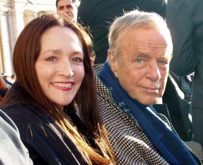 Оливия Хасси и Франко Дзеффирелли
