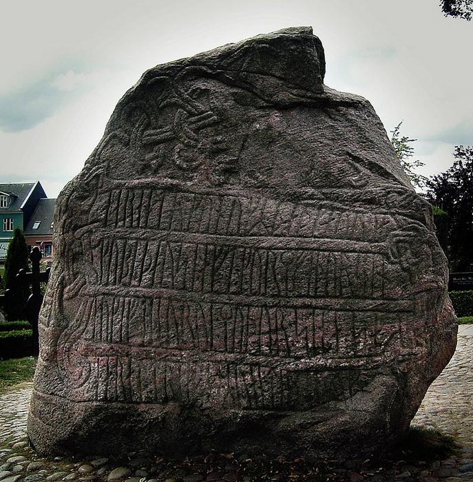 Камень из Еллинга