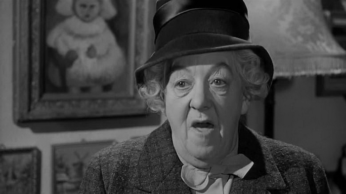 Мисс Марпл в исполнении Маргарет Рутерфорд