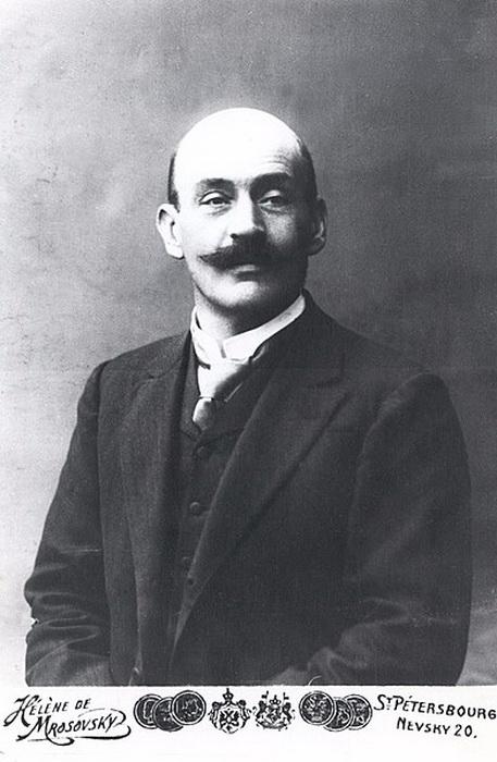 Франц Рубо, создатель панорамы