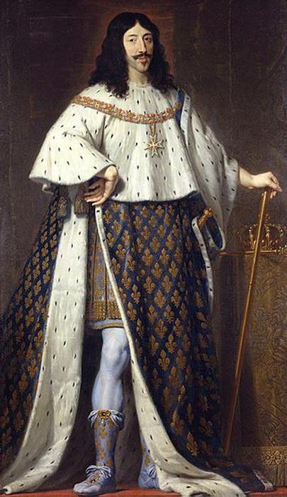 Ф. де Шампань. Людовик XIII