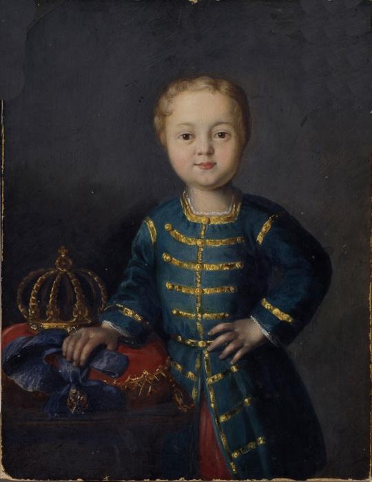Император Иоанн VI Антонович, был свергнут в годовалом возрасте