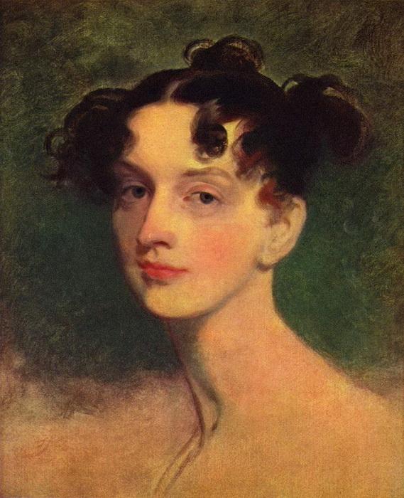 Т. Лоуренс. Принцесса фон Ливен