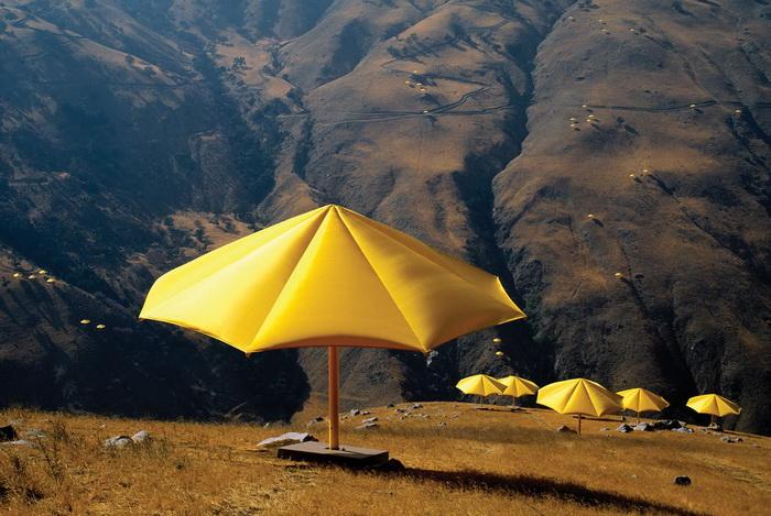 Проект «Зонтики»
