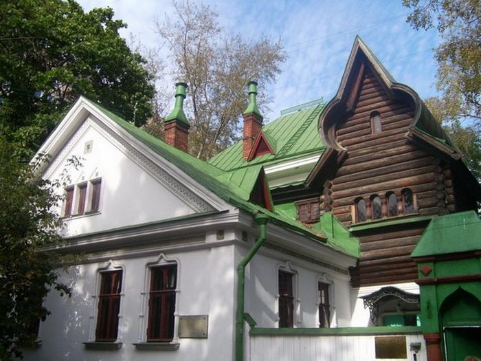 Дом-музей В. Васнецова