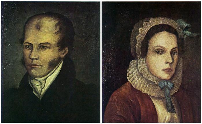 Родители Дмитрия