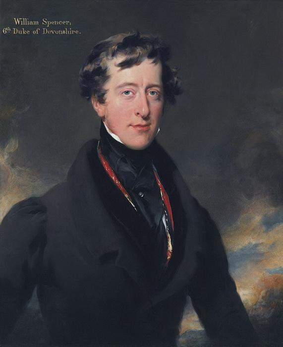 Уильям Кавендиш, шестой герцог Девонширский