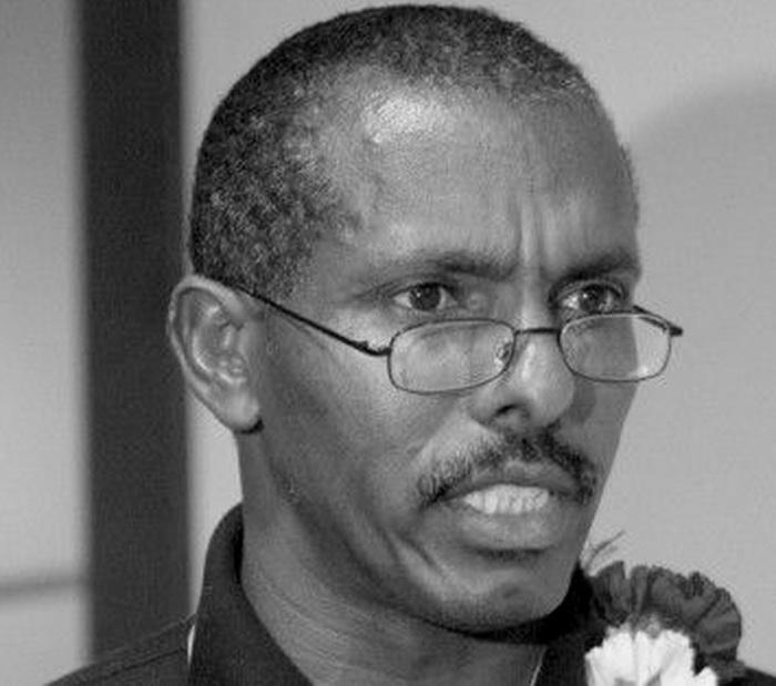 Абди Биле. Бегун на средние дистанции родом из Сомали