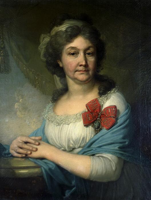 В.С. Васильева, жена министра финансов