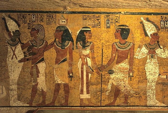 Древнеегипетская живопись