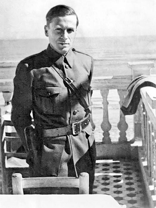 К. Родзевич