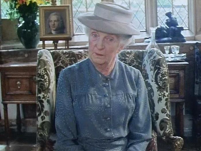 Мисс Марпл с самого своего рождения была дамой старомодной, из викторианской эпохи