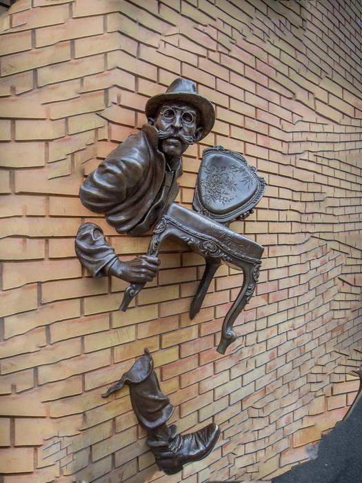 Скульптура в г. Харьков