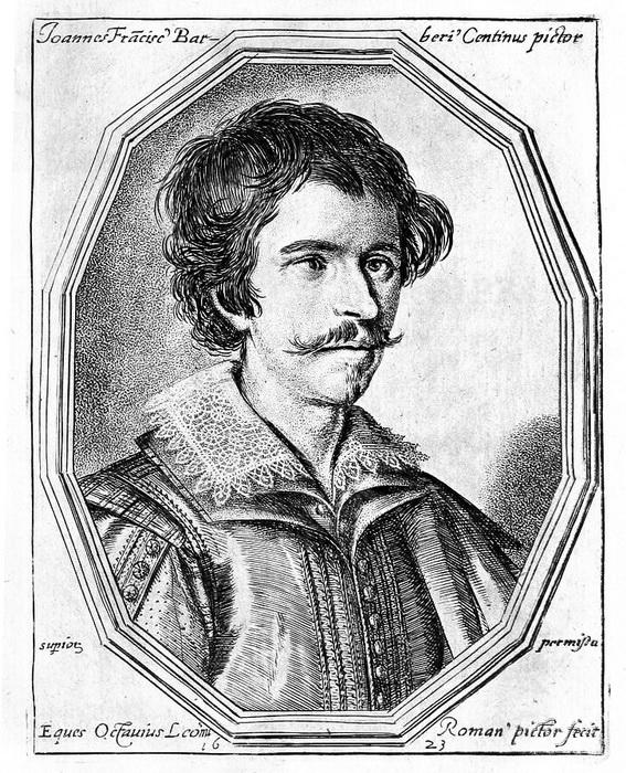 О. Леони. Портрет Гверчино