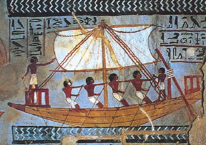 Считается, что гараманты пришли с моря - то есть прибыли на африканское побережье из других государств, вероятнее всего, европейских