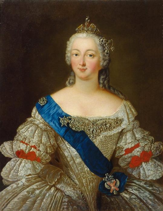 Елизавета была физически очень сильна, могла протанцевать несколько менуэтов подряд, что было очень серьезной нагрузкой