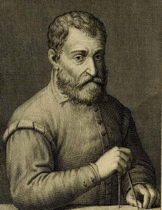 Бароцци да Виньола, архитектор Возрождения