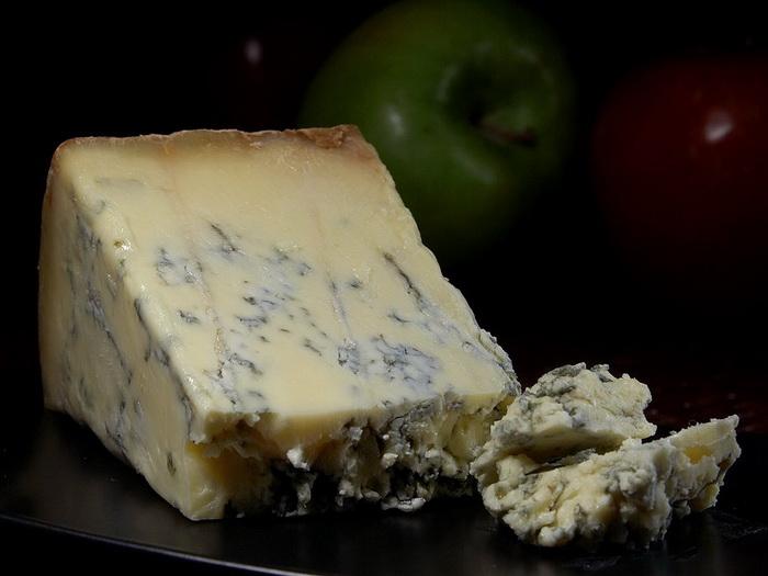 Сыр стилтон