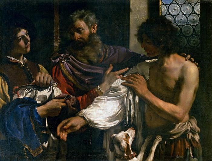 Гверчино. Возвращение блудного сына