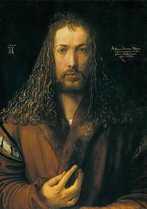 Альбрехт Дюрер был одним из первых художников, чьи работы вдохновили Адама на занятия живописью